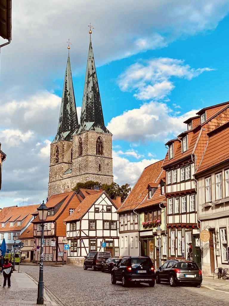 In den Harz - St. Nikolaikirche Quedlinburg