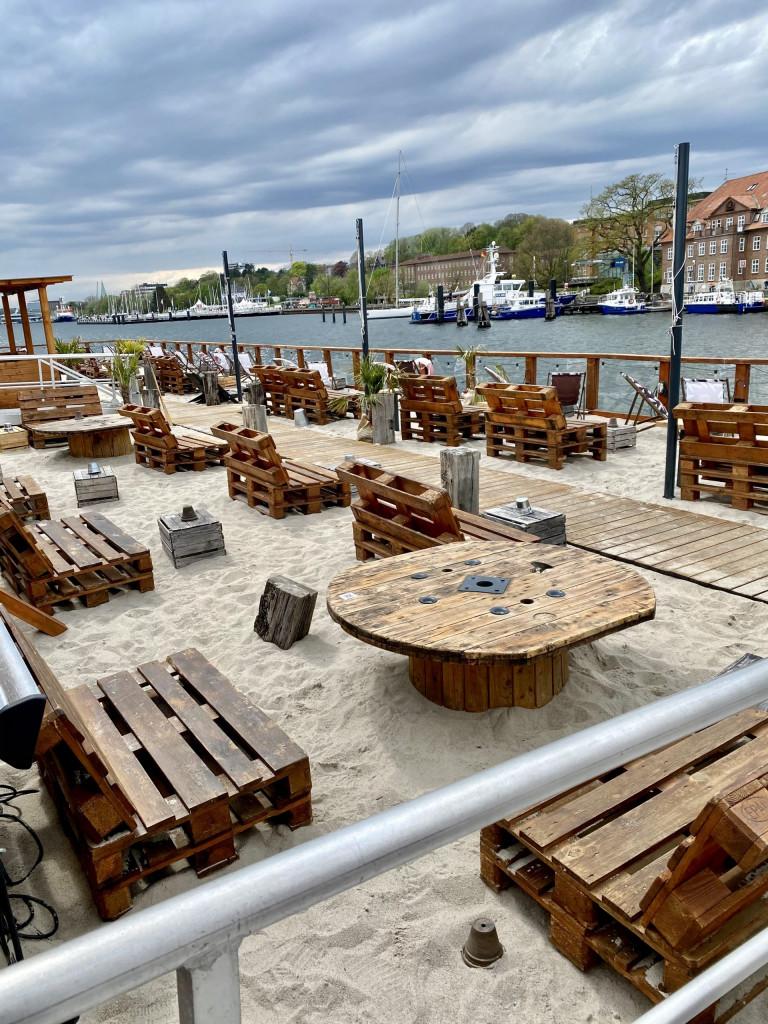 Wiedersehen mit Kiel - steife Brise, maritimes Flair und Fischbrötchen 14