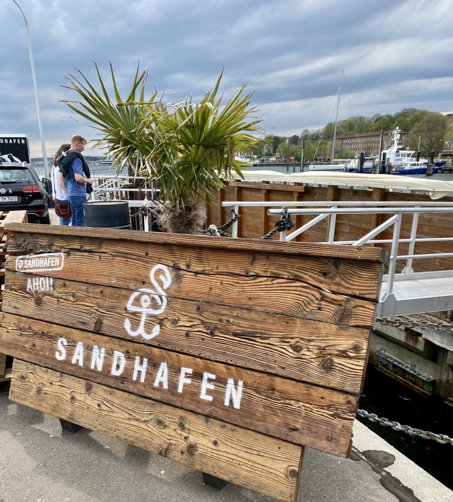 Wiedersehen mit Kiel - steife Brise, maritimes Flair und Fischbrötchen 13