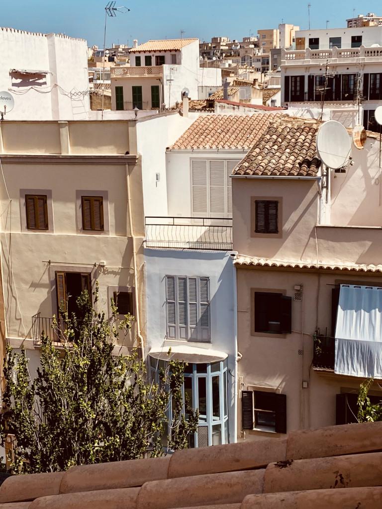 Meine Top1 Rooftop Bar in Palma - Frühstück ganz oben 11