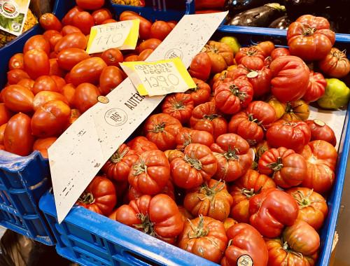 Tomatenparadies Mallorca - Streifzug über den Markt und 2 Rezepte