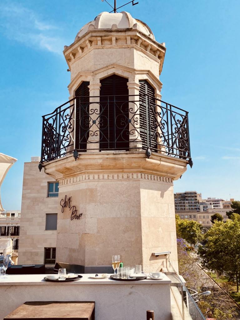 Meine Top1 Rooftop Bar in Palma - ein cooles Plätzchen