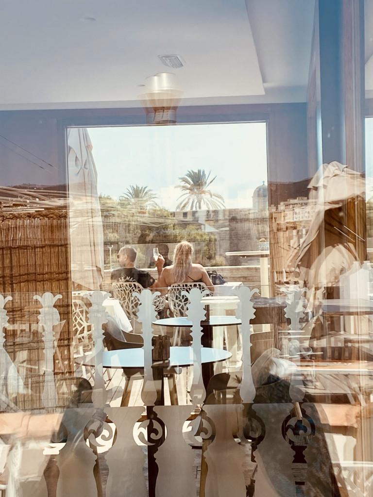 Meine Top1 Rooftop Bar in Palma - Frühstück ganz oben 13