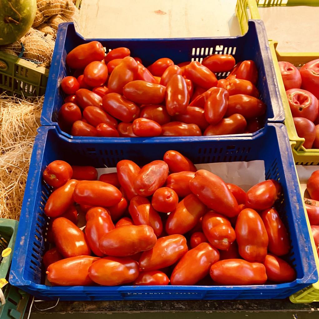 Tomatenparadies Mallorca - Streifzug über den Markt und 2 Rezepte 1