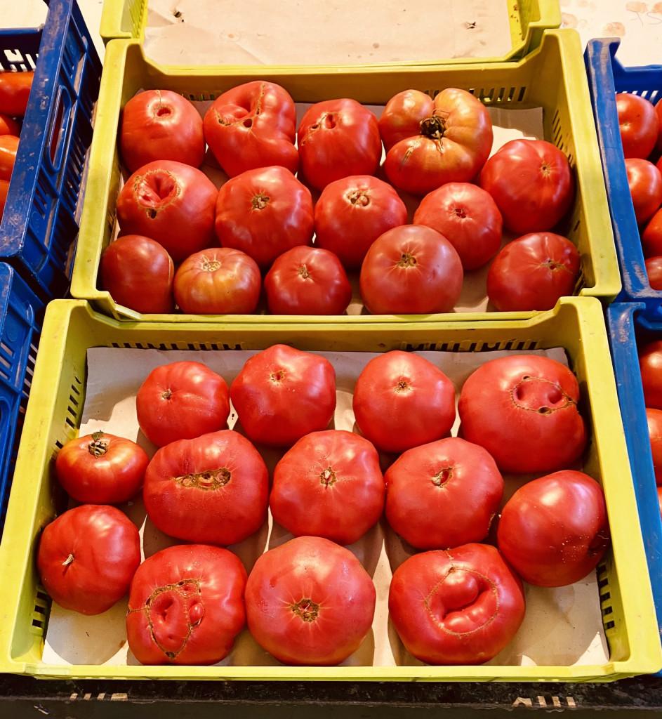Tomatenparadies Mallorca - Rosa