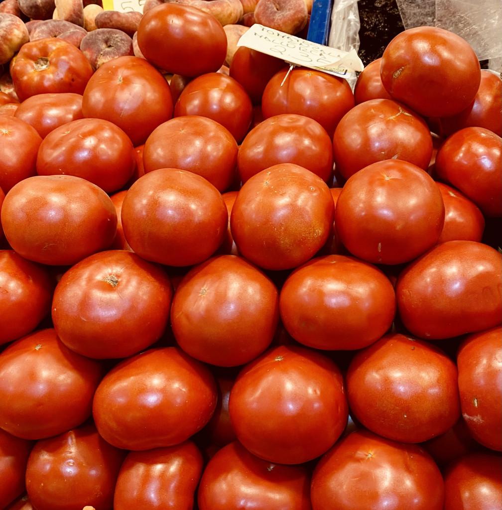 Tomatenparadies Mallorca - Ramallet