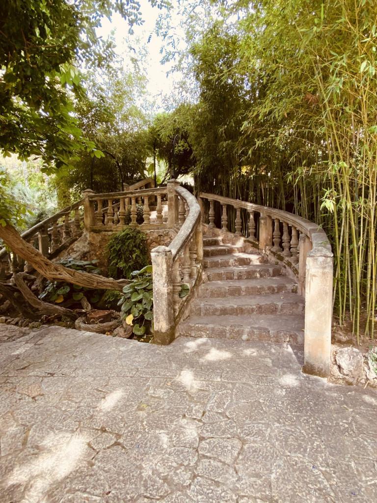 Jardines de Alfabia Mallorca - Super in der Sommerhitze 15