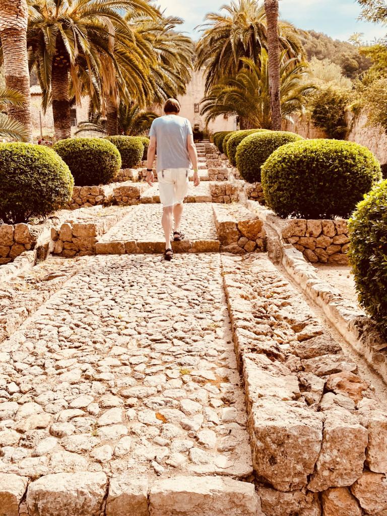 Jardines de Alfabia Mallorca - Super in der Sommerhitze 2