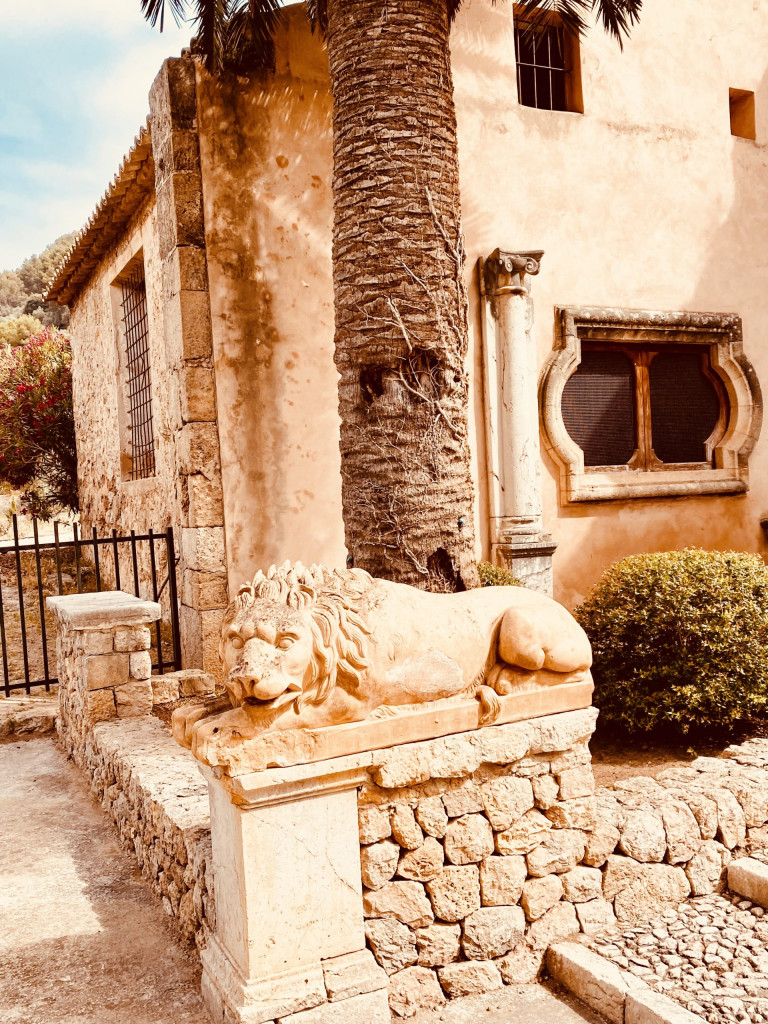 Jardines de Alfabia Mallorca - Super in der Sommerhitze 4