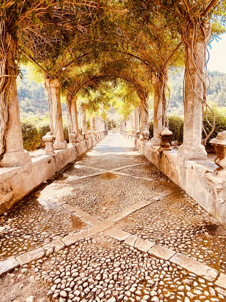 Jardines de Alfabia Mallorca - Super in der Sommerhitze 7