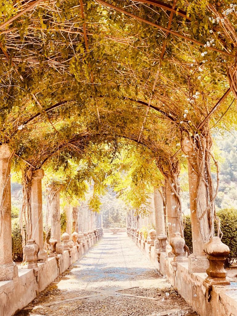 Jardines de Alfabia Mallorca - Super in der Sommerhitze 8