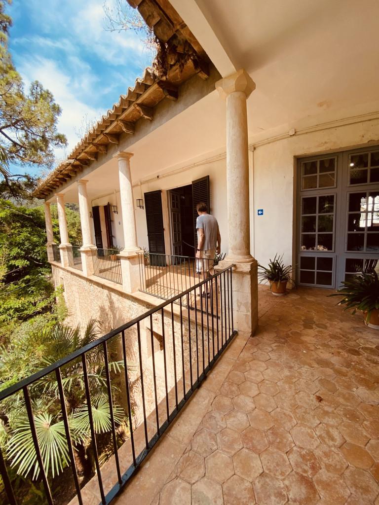 Jardines de Alfabia Mallorca - Super in der Sommerhitze 16