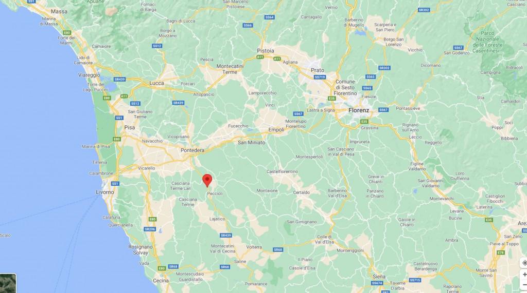 Mitten in der Toscana - Selvatelle