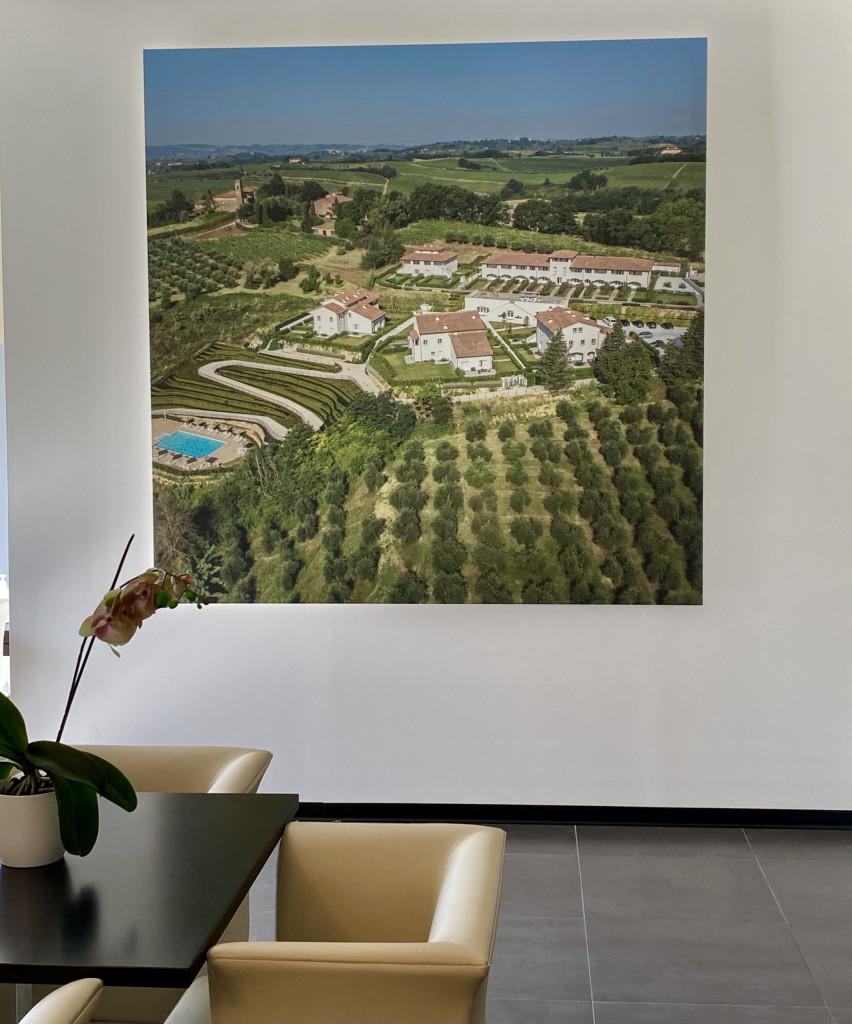 Der Hilton Grand Vacations Club in der Toscana, Borgo alle Vigne - in der Lobby