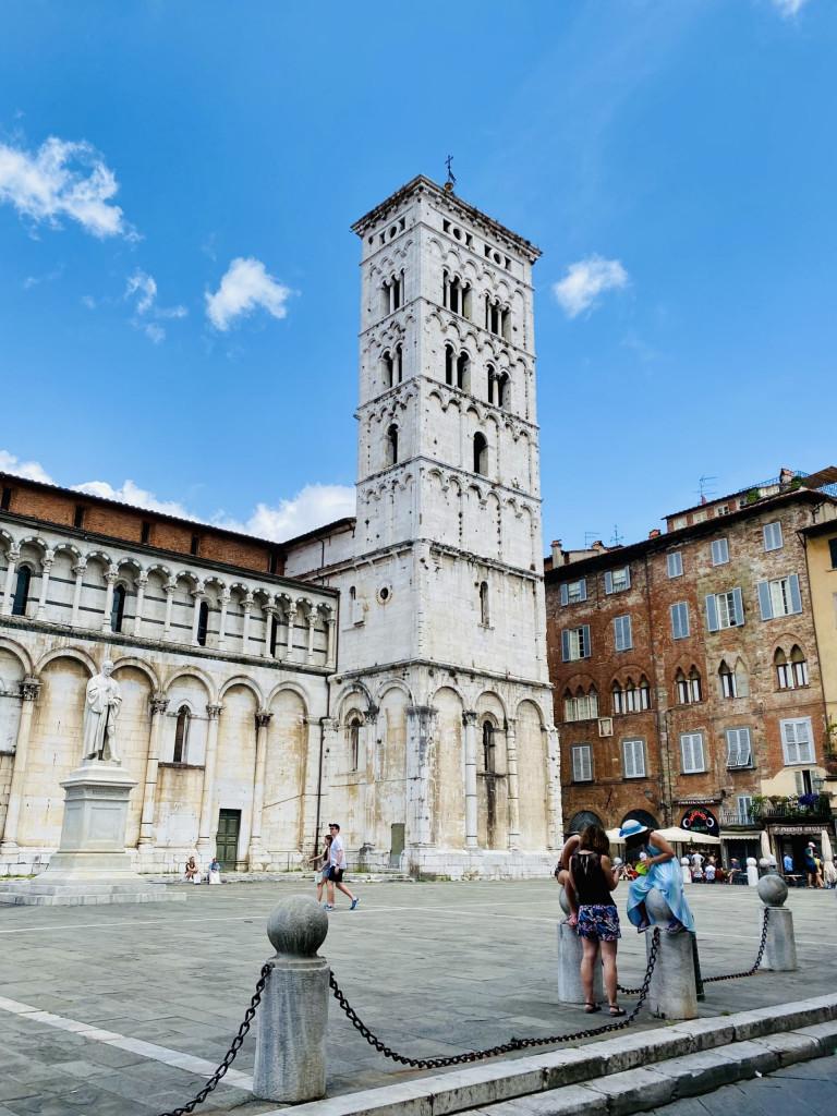 5 bezaubernde Städte in der Toscana - #2 Geheimtipp Lucca 3
