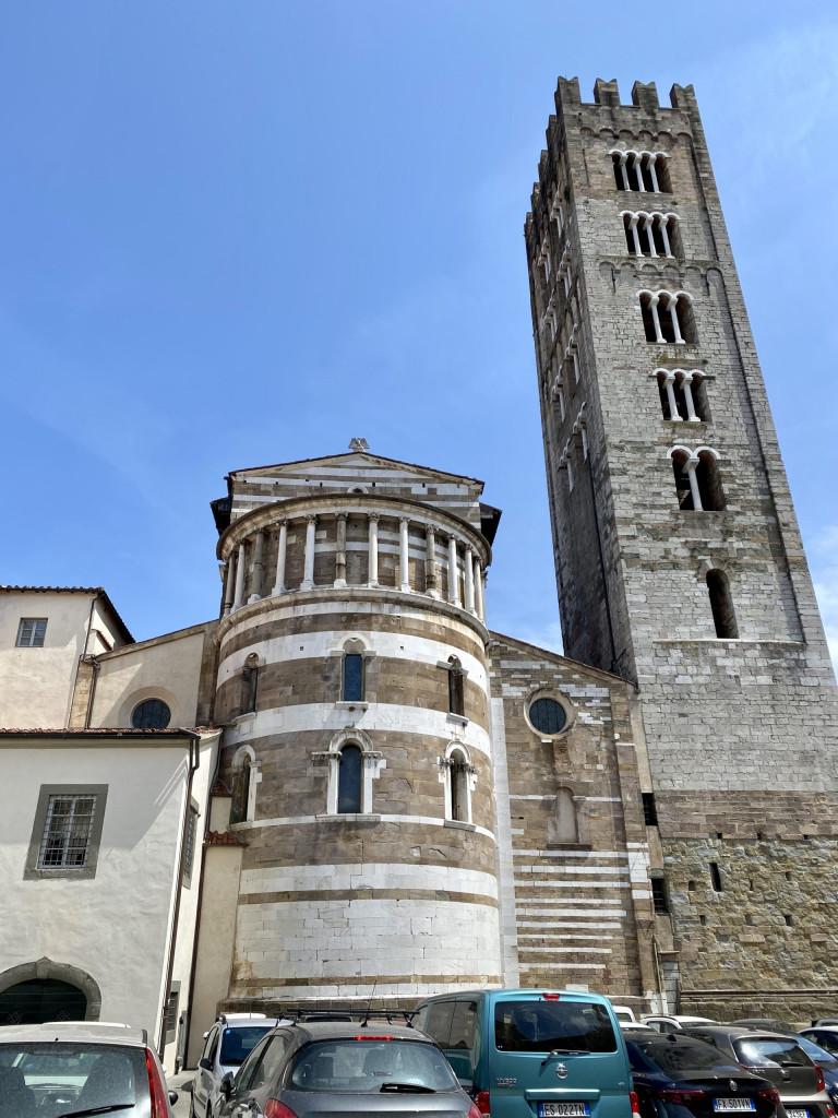 Geheimtipp Lucca - Torre Guinigi