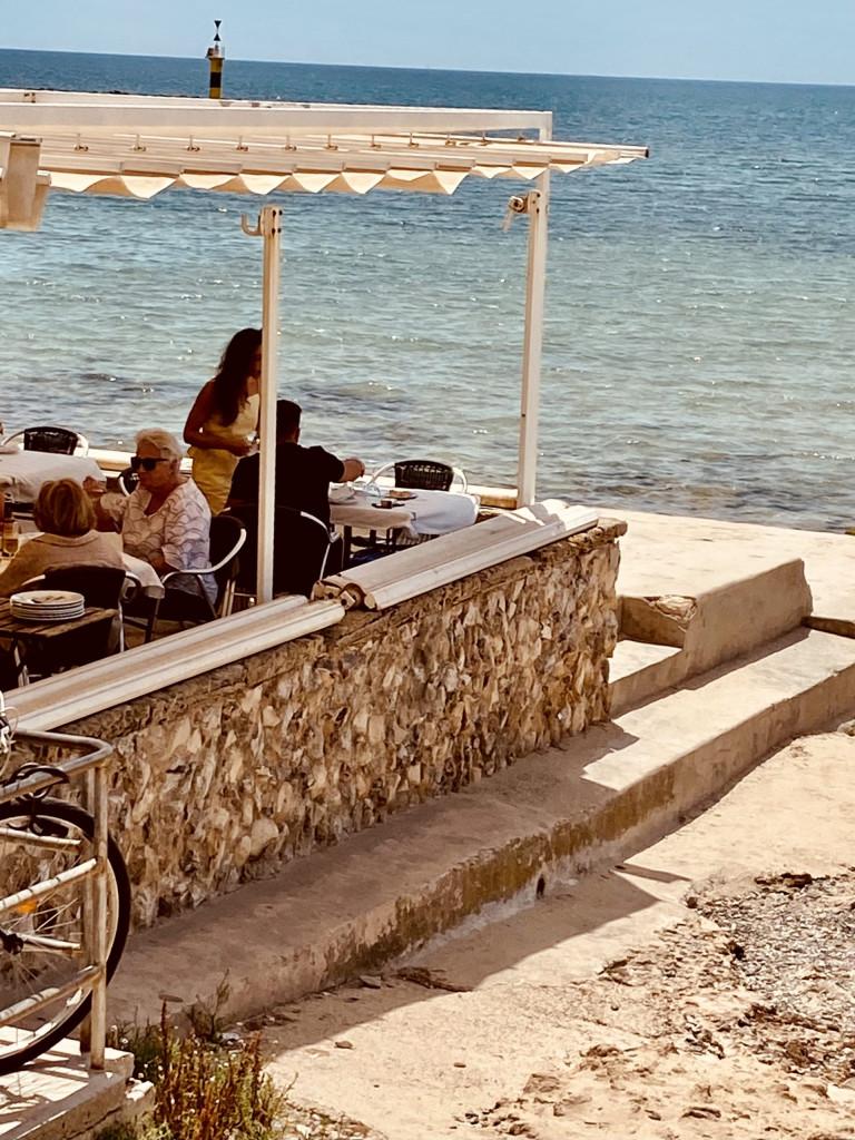 Strandrestaurant El Bungalow in Ciudad Jardin - lässig relaxed auf Mallorca 4