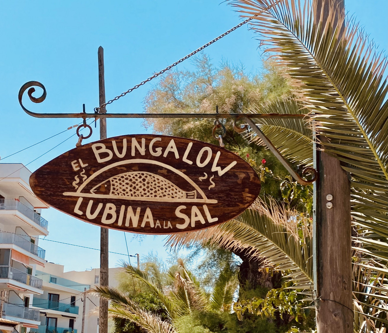 Strandrestaurant El Bungalow in Ciudad Jardin - lässig relaxed auf Mallorca