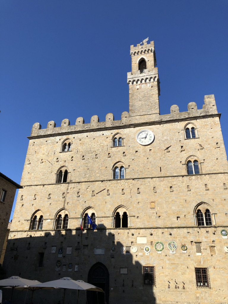 5 bezaubernde Städte in der Toscana - #4 Juwel Volterra 1