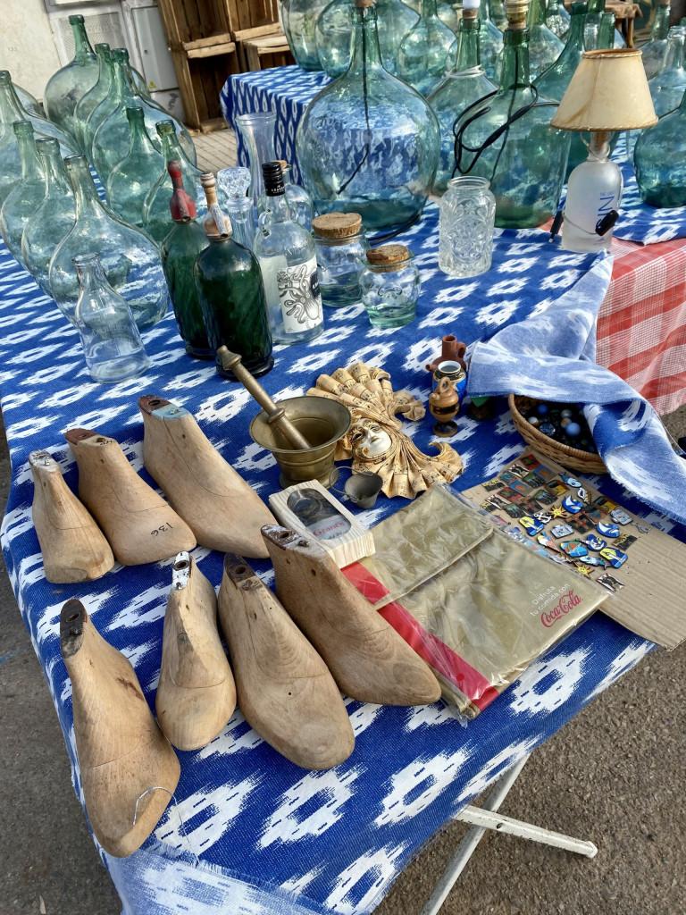 Mallorca Flohmarkt in Consell - Großartig und voller Kuriositäten 6
