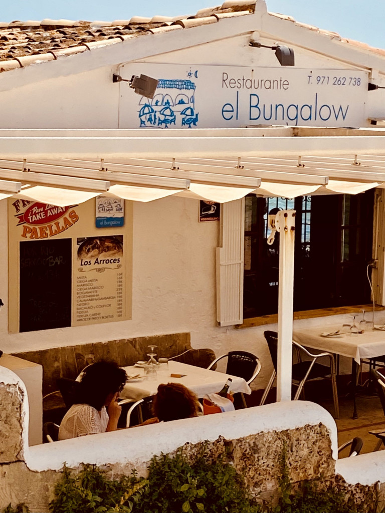 Direkt am Strand - El Bungalow