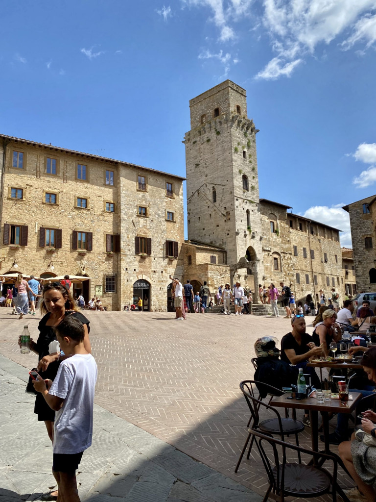 5 bezaubernde Städte in der Toscana - #5 San Gimignano 2