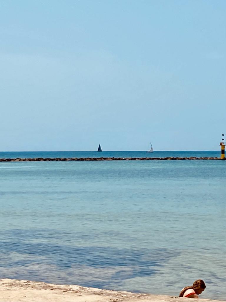 Strandleben beim El Bungalow