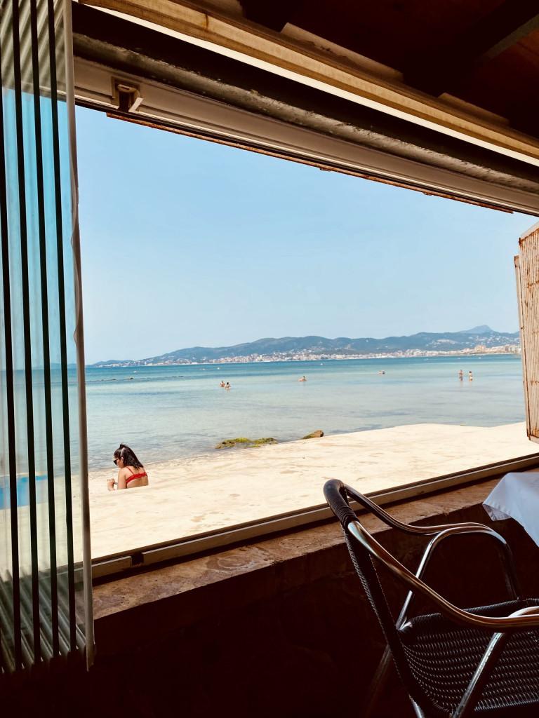 Strandrestaurant El Bungalow in Ciudad Jardin - lässig relaxed auf Mallorca 6