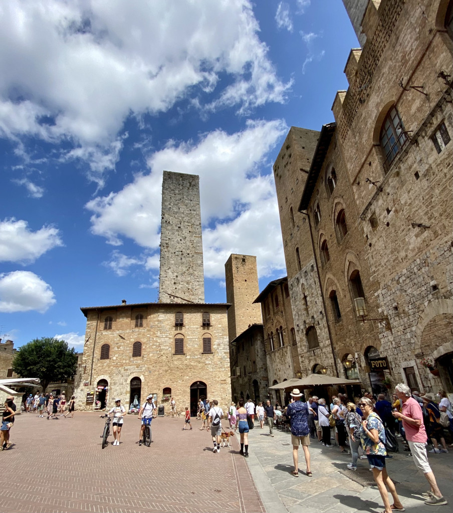 Palazzo Popolo mit Torre Grossa