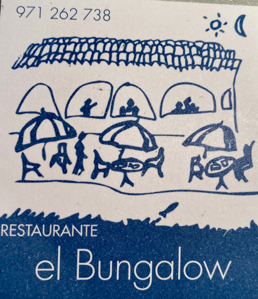 Strandrestaurant El Bungalow in Ciudad Jardin - lässig relaxed auf Mallorca 7