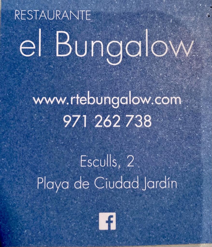 Strandrestaurant El Bungalow in Ciudad Jardin - lässig relaxed auf Mallorca 8