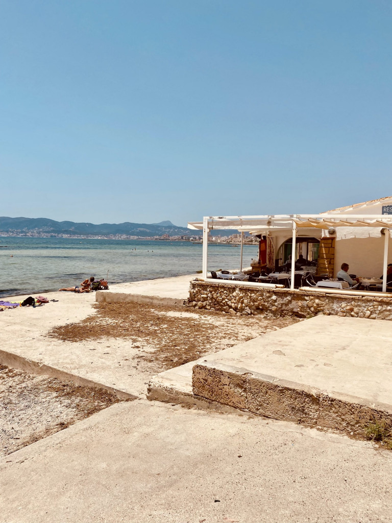 Strandrestaurant El Bungalow in Ciudad Jardin - lässig relaxed auf Mallorca 3