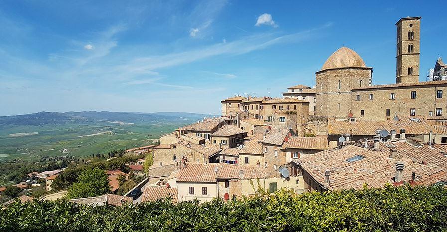 5 bezaubernde Städte in der Toscana - #4 Juwel Volterra