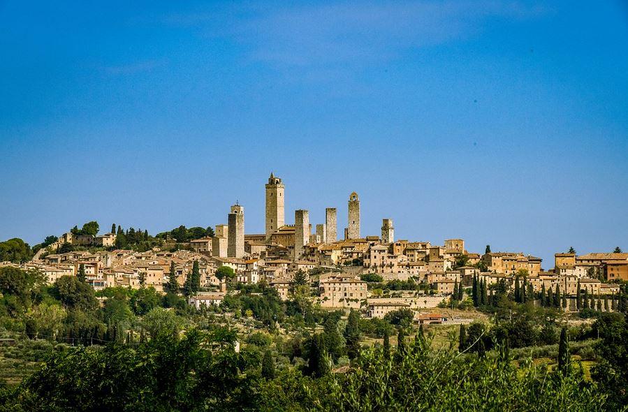 5 bezaubernde Städte in der Toscana - #5 San Gimignano